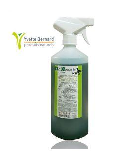BIO DESSIMIN 1L un désinfectant aux huiles essentielles pour animaux - toux bronchite