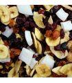 MELANGE PARADIS 200g - cranberry, banane, coco, physalis, figue, cerise
