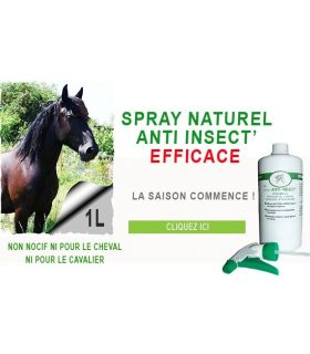 SPRAY Naturel ANTI INSECT 1L